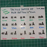tactile tact switch momentary DIP push button arduino mikro micro 4pin