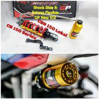 Shock Ride it CBR 150 CB150 R GP 103 Klik Tabung Pisah Original n yss
