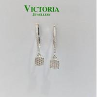 Anting Berlian VER623025 Victoria Jewellery