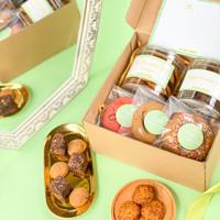 Hampers Idul Fitri Soft Cookies |Khusus pengiriman JNE