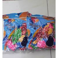 Balon polkadot 100 pcs/biji balon totol atau balon motif berkarakter