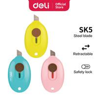 Deli mini cutter portabel durable cute size E2050