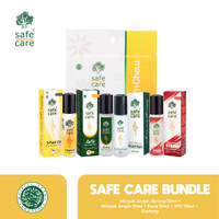 Safe Care Paket Hemat Aromatherapy Safe Care Bundle