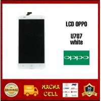 TERMURAH LCD TOUCHSCREEN OPPO U707 /WHITE