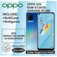 OPPO A54 RAM 4/128GB | 5000mAh BATTERY | GARANSI RESMI 1 TAHUN