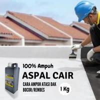 Anti Rembes Atap Dak Lantai / Aspal Cair Waterproofing Guna Kote 1 KG
