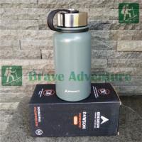 Dawson 600ML Water Bottle 910004930 4930 Botol Air Minum Eiger - Olive