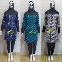 Baju Renang Muslimah Dewasa Jumbo Cantik