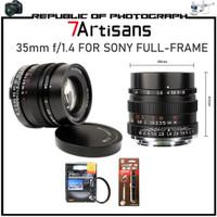 7artisans Photoelectric 35mm f/1.4 Full-Frame FOR SONY / 35mm F1.4