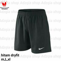 Nike celana pendek grade ori hitam / celana bola