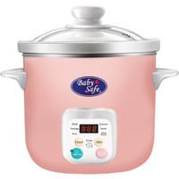 Baby Safe Digital Slow Cooker 1,5 Lt LB06D