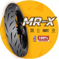 Ban Luar Motor Mizzle Tubeless MR X 80/80-14 90/80-14 NEW murah RACING