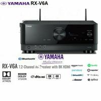 Yamaha RX-V6A 7.2 channel 4K / 8K Dolby AV Receiver