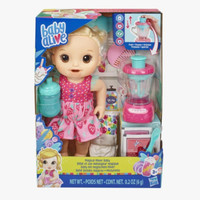 Baby Alive Magical Mixer Baby Doll Blonde and Brown Original Hasbro