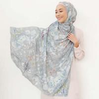 AZLOE - Novella Scarf   Hijab Segi Empat Superfine Voal