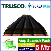 Atap Spandek Pasir Trussco 1000 X 0.25 X 5 m - Merah