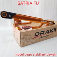 Sasis Swing Arm model BPro Drake Satria Fu 4tak drag lengan ayun