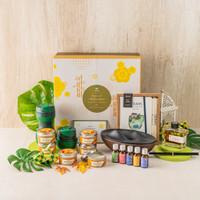UCHII Emerald Eid Hampers | Parsel Hadiah Idul Fitri Premium Gift Set