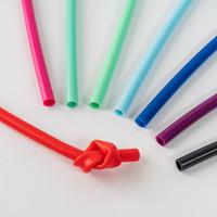 UCHII Mizutama Straw Silicone | Sedotan Minum Tumbler Silikon Reusable