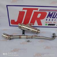 Knalpot racing PDK jupiter Z z1 Vega R ZR Supra x 125 kharisma revo