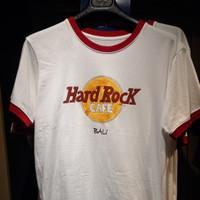 Baju Hard Rock Cafe Bali original White Basic