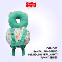 [Dialogue Baby] Bantal Punggung Pelindung Kepala Bayi