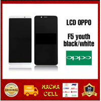 TERMURAH LCD TOUCHSCREEN OPPO F5 / F5 PLUS / F5 YOUTH BLACK INCELL
