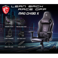 MSI MAG CH130X Gaming Chair - CH130 X