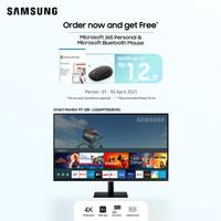 SAMSUNG Smart Monitor 32 Inch LS32AM700UEXXD