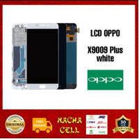 TERMURAH LCD TOUCHSCREEN OPPO X9009 PLUS WHITE