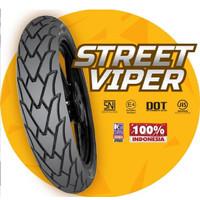 Ban Luar Tubeless Mizzle Street Viper 80/90-14 90/90-14 100/80-14