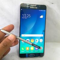 Samsung Galaxy Note 5 Dual SIM LTE RAM 4GB NFC ROM 32GB FingerPrint Ex