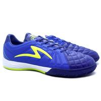 Sepatu Futsal Specs Metasala Kaze In (Navy Tulip Blue)