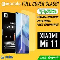 Tempered Glass Xiaomi Mi 11 Mi11 Mocolo Anti Gores Screen Guard