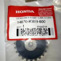 Gear Gigi Pompa Oli Oil Pump Honda Blade 110 Karbu Revo Abs Fit Fi