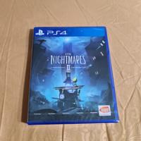 ps4 little nightmares 2 /nightmare Region 3