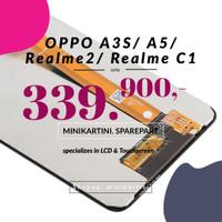 LCD + Touchscreen Oppo A3S CPH1803/ A5/ Realme 2/ Realme C1 (Fullset)
