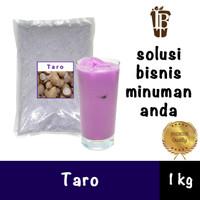Premium Taro powder. bahan minuman kualitas Terbaik!