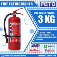 Alat Pemadam Kebakaran (APAR)3KG - FETO