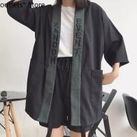 Baju Kimono Pria Outer unisex