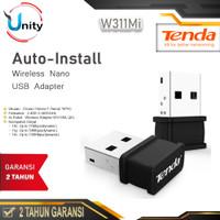 Tenda W311Ma Antena WiFi Dongle Receiver 150Mbps - W311MI