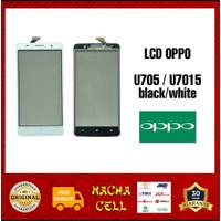 TERMURAH LCD TOUCHSCREEN OPPO U705 / U7015 WHITE BLACK