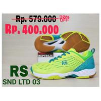 Sepatu Badminton RS SND LTD 03(size 37-44)