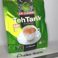 aik cheong teh tarik 3 in 1 classic milk tea original malaysia