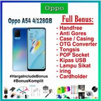 Oppo A54 4/128gb~ Garansi Resmi oppo 1 Tahun
