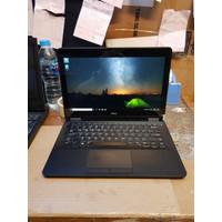 Laptop DELL Latitude E7270-CORE i5 GEN 6-RAM 8GB-SSD 128GB-12in-MULUS - SSD 256 GB