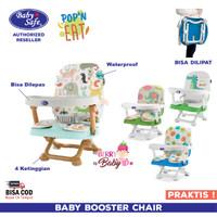 Baby Safe Pop n Eat Baby Booster Seat Kursi Makan Bayi