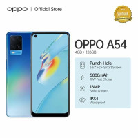 oppo a54 ram 4/128 gb garansi resmi