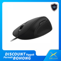 MOUSE GAMING DELUX M618SE