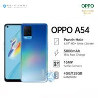 OPPO A54 [4/128GB] - Garansi Resmi OPPO Indonesia